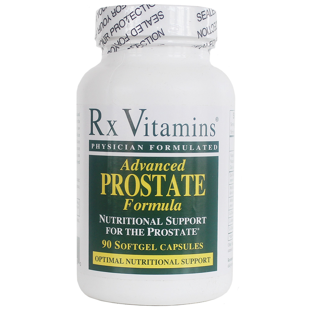 Advanced Prostate Formula :: Myers Drug - Medicine, nutrition, medical supplies, and gifts for ...