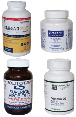 CORE 4 Supplements