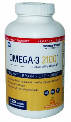 Omega-3 2100 (120 Softgels)