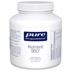 Nutrient 950 with Iron / 180 Count
