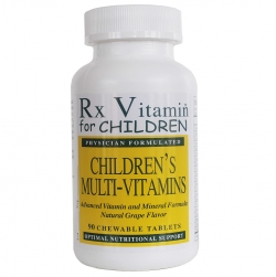 RX Children's Chewable Vitamins