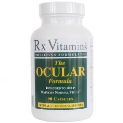 Rx Vitamins Myers Drug Medicine Nutrition Medical