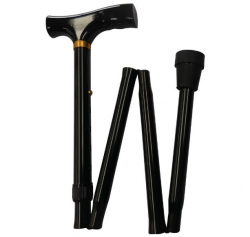 Adjustable Folding Cane