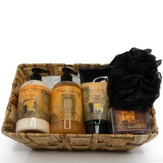 Essentials Gift Basket Tuscan Honey