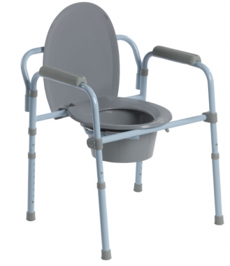Folding 3-in-1 Commodes (Standard) 1