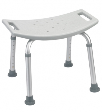 Bathroom Safety Shower Tub Bench Chair without a back 1