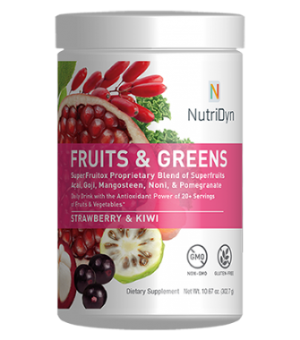 NutriDyn Fruits & Greens 1
