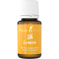 Lemon Essential Oil 1