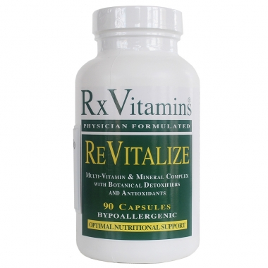 ReVitalize with Iron 1