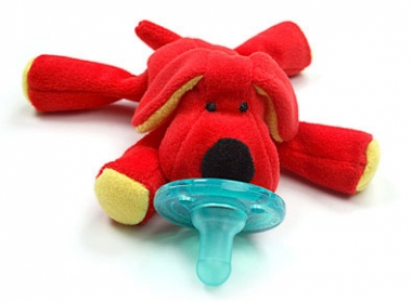 Red Dog Pacifier 1