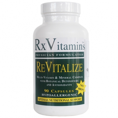 ReVitalize with No Iron 1